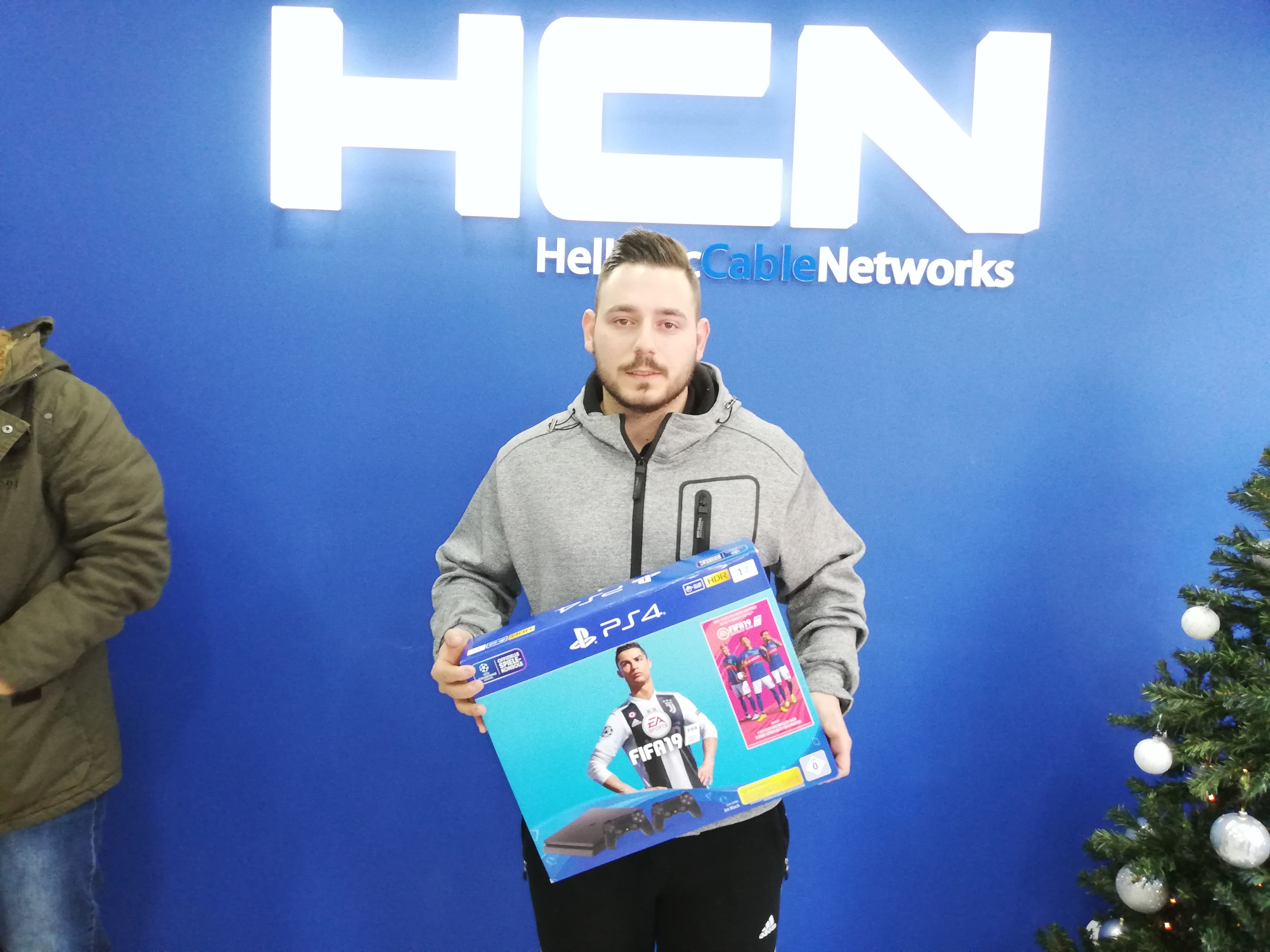 HCN KILKIS  FIFA 2019 TOURNAMENT-WINNER